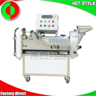 Shenghui coconut onion garlic root leafy vegetable cutting machine