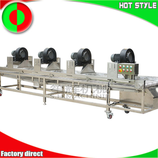 Electric air dried vegetables machine for sale