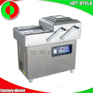 Vacuum food packing machine