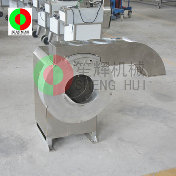 Introduction of frequency conversion vegetable cutter