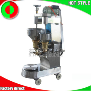 Commercial meatball forming machine