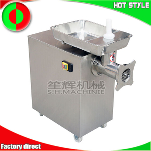 Universal meat grinding machine
